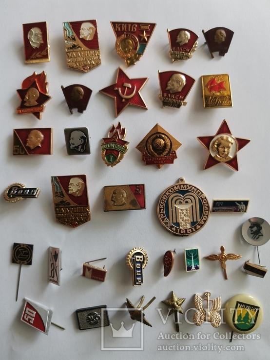 Значки СССР, фото №7
