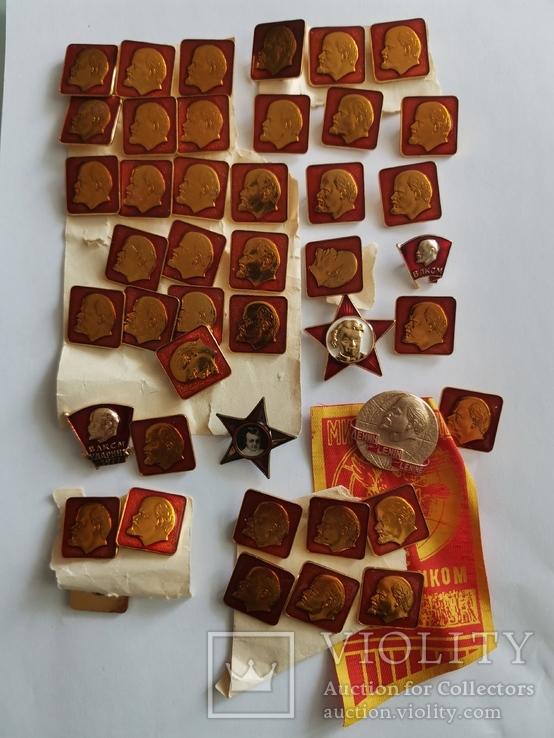 Значки СССР, фото №9