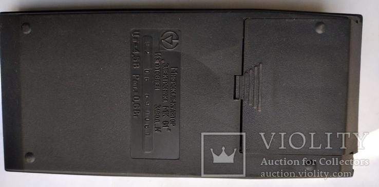 Микрокалькулятор Электроника МК 61, фото №10