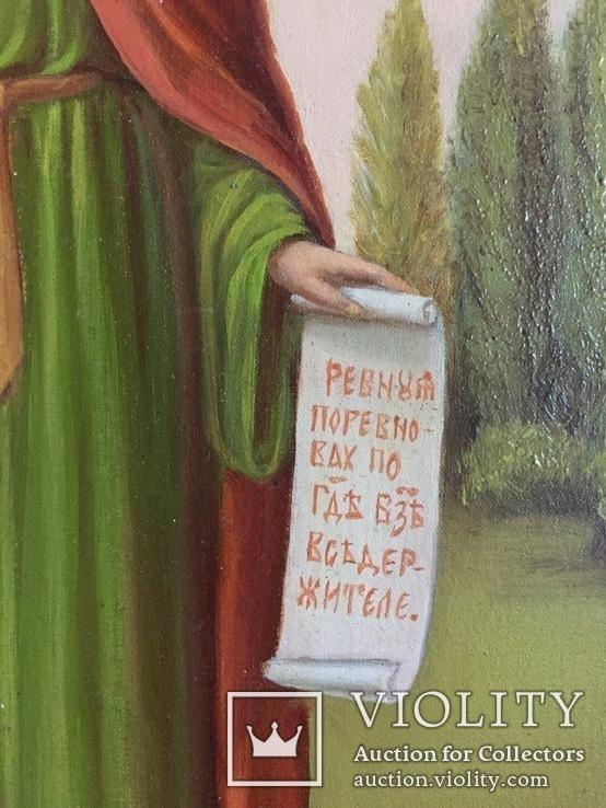 Икона Святой Илья, фото №10