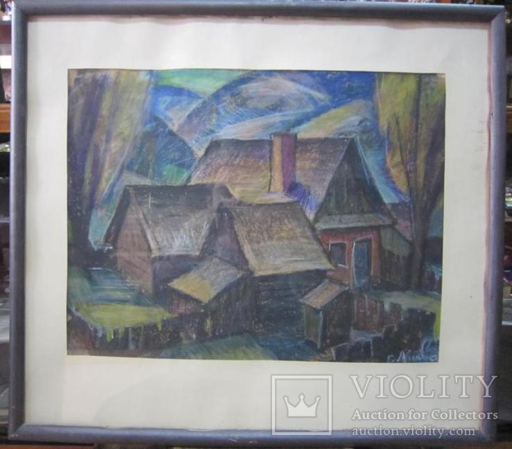 Закарпатська школа живопису.В.Микита