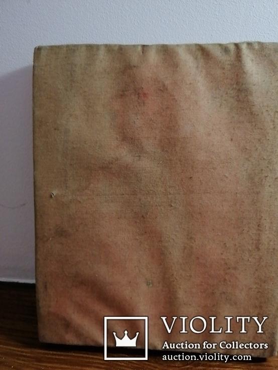 Икона Владимирская Богородица в окладе, фото №9