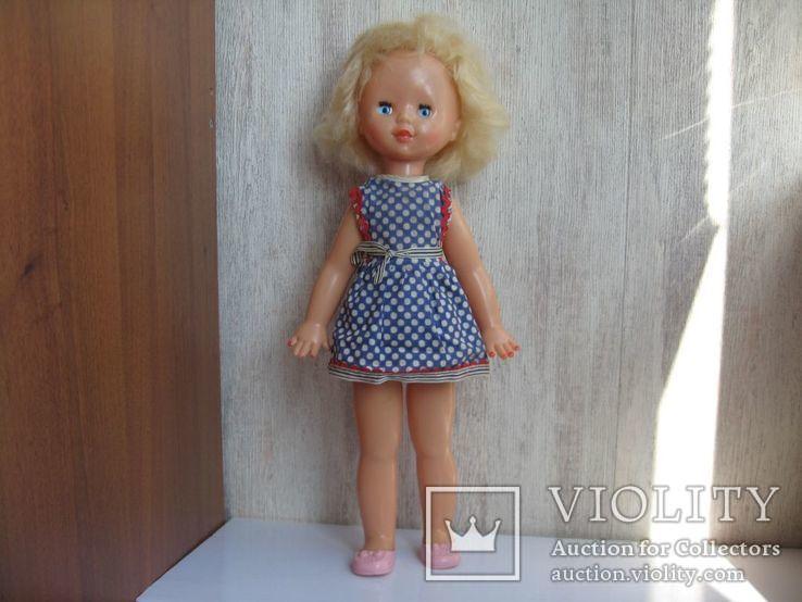 Кукла СССР на резинках 50 см, фото №2