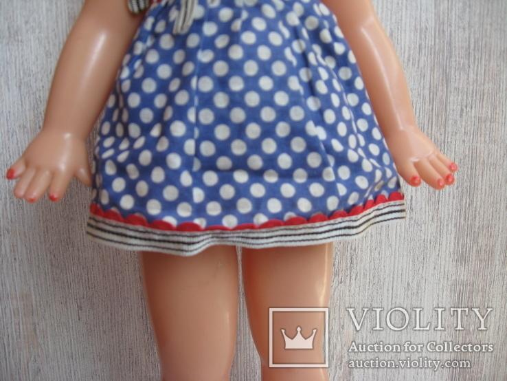 Кукла СССР на резинках 50 см, фото №5