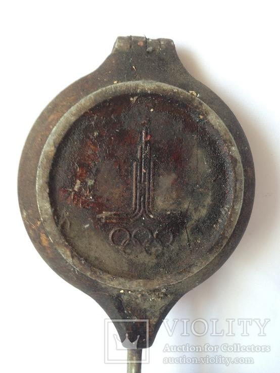 Форма для выпечки Олимпийский мишка, фото №6