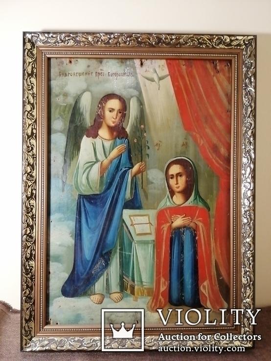 Икона Благовещенье Пресвятой Богородицы, фото №2