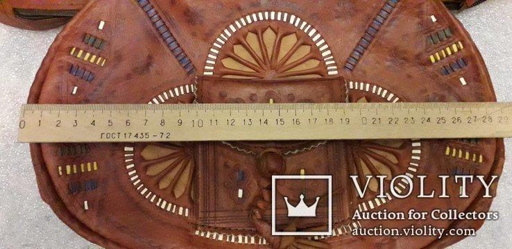 Сумочка в етно стилі ручної роботи, фото №11