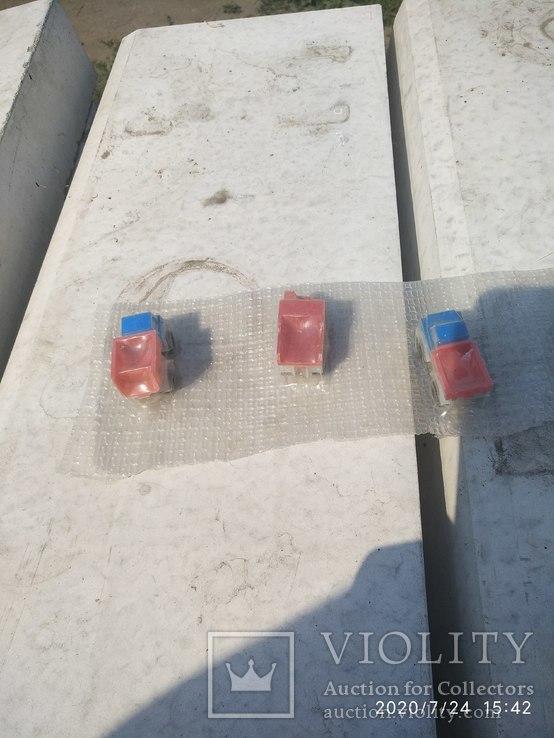 Машинки пластик не распакованые, фото №6
