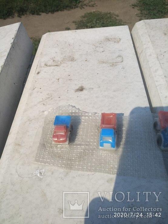 Машинки пластик не распакованые, фото №7