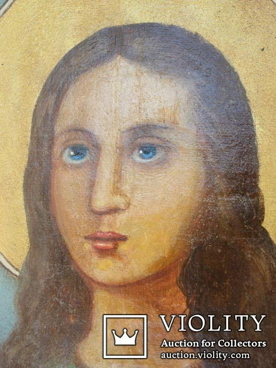 Икона мария магдалина 450мм Х 330мм, фото №6