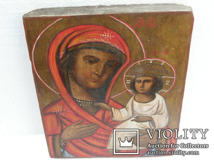 Икона богородицы, фото №3