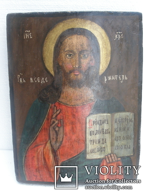 Икона 300мм.Х 230мм, фото №2