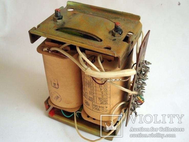 Трансформатор ТС-160, фото №4