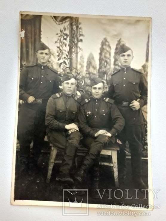 Фотография Военные г.Одесса, фото №2