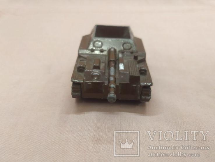 Модель военной техники, фото №3