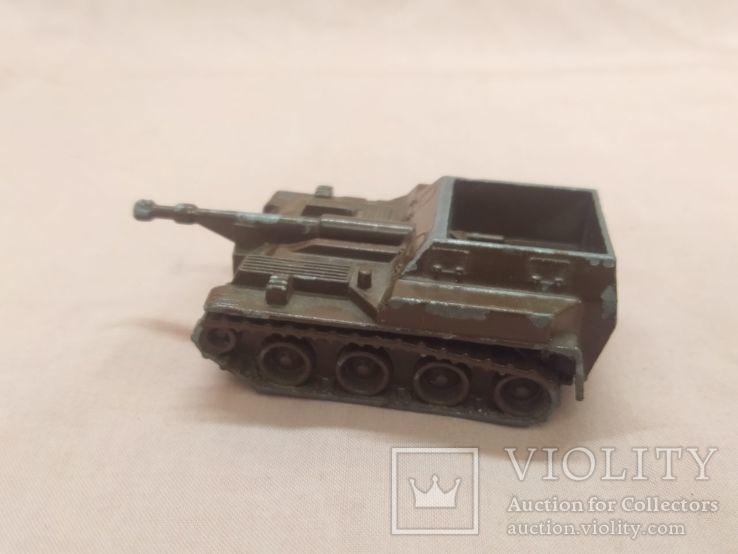 Модель военной техники, фото №4