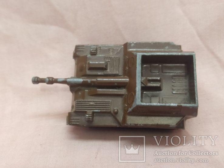 Модель военной техники, фото №6