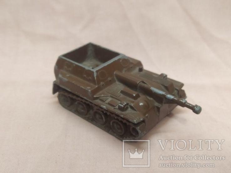 Модель военной техники, фото №9