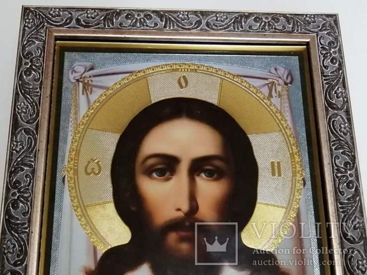 Икона Иисус. Современная., фото №3