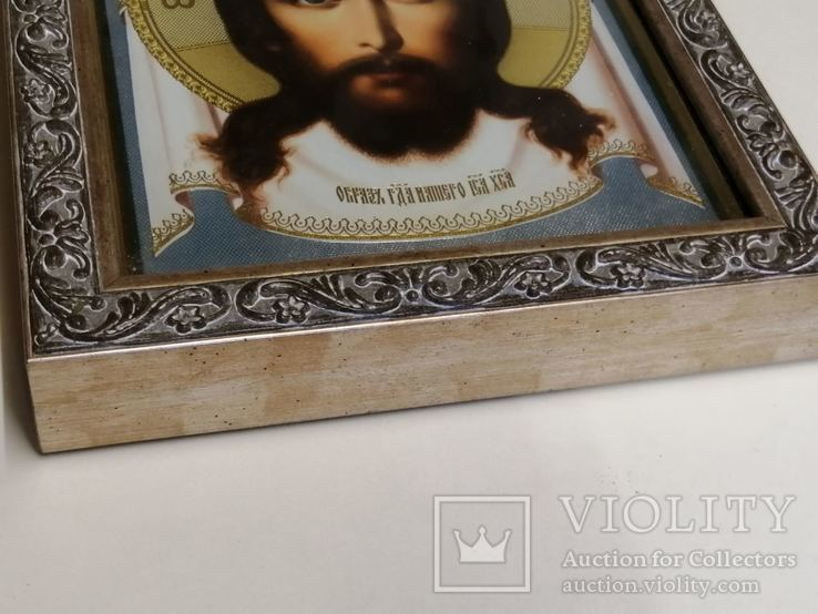 Икона Иисус. Современная., фото №4