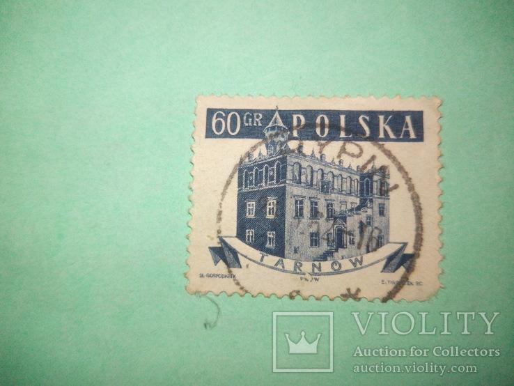Польская марка 6