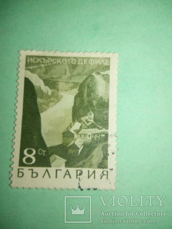 Марка Болгарии 1