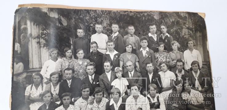 """Фотография школьная """"Наш класс"""" (17.5*12), фото №4"""