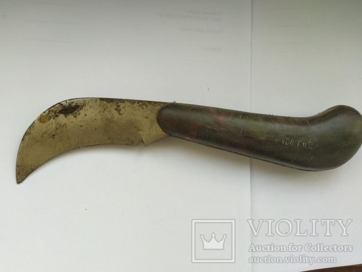 Складной нож ссср, фото №2