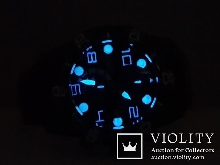 Мужские часы Invicta Bolt Men 24215 Новые Крупные 50мм код 2, фото №13