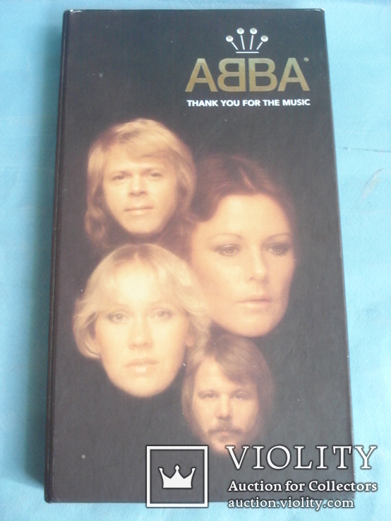 ABBA Thank You For The Music, фото №2