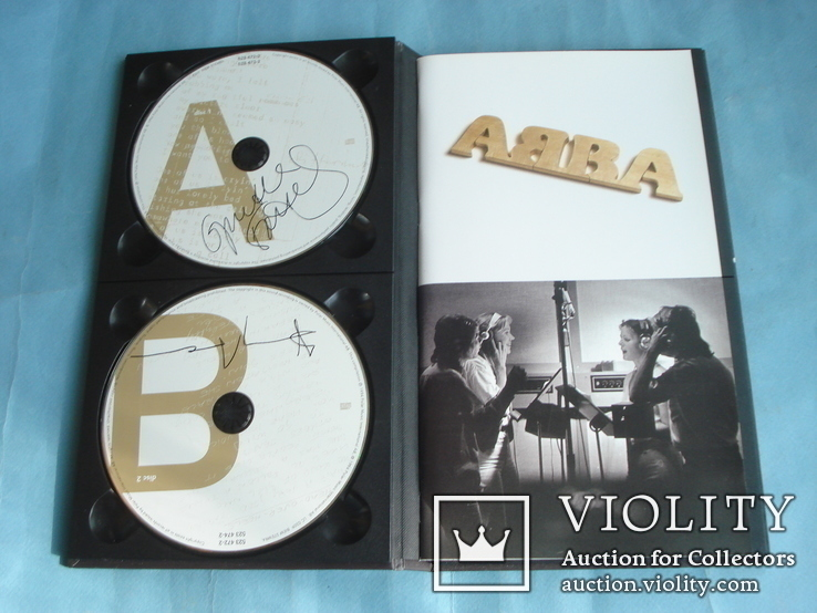 ABBA – Thank You For The Music, фото №3