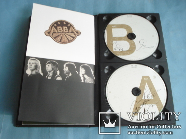ABBA – Thank You For The Music, фото №6