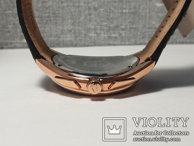 Мужские часы Bulova CURV 97A124 262kHz Chronograph Sapphire Новые, фото №11
