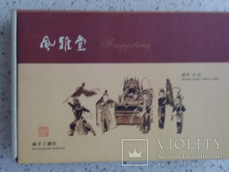 Пекинская опера персонаж, фото №6