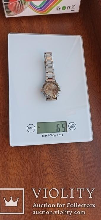 Весы кухонные стекло до 5кг точность 1г, фото №4