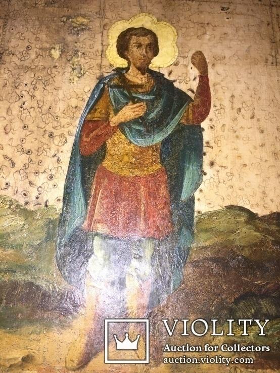 Икона Святой Воин, фото №5