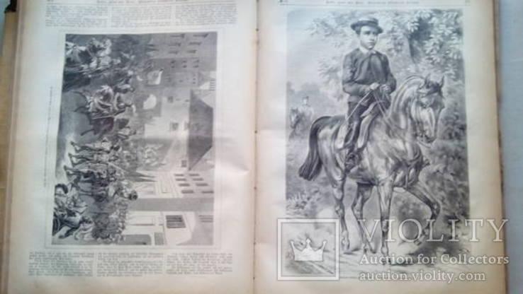Uber Land und Meer 1869 -1870 ( Над землей и морем ), фото №3
