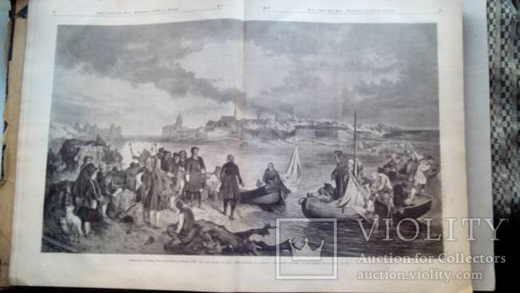 Uber Land und Meer 1869 -1870 ( Над землей и морем ), фото №2