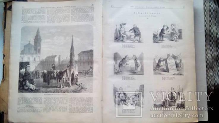 Uber Land und Meer 1869 -1870 ( Над землей и морем ), фото №7