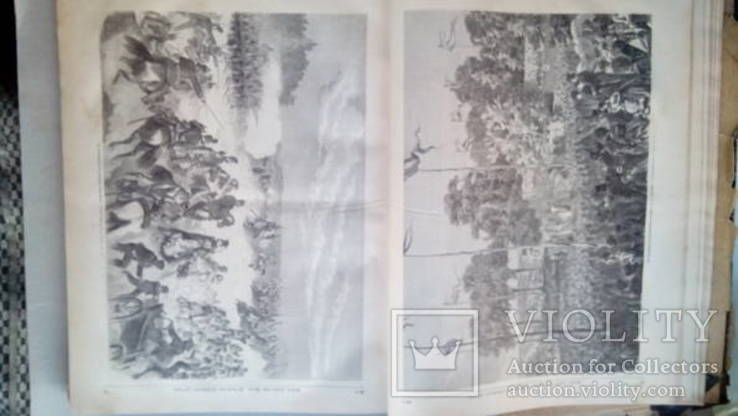 Uber Land und Meer 1869 -1870 ( Над землей и морем ), фото №8