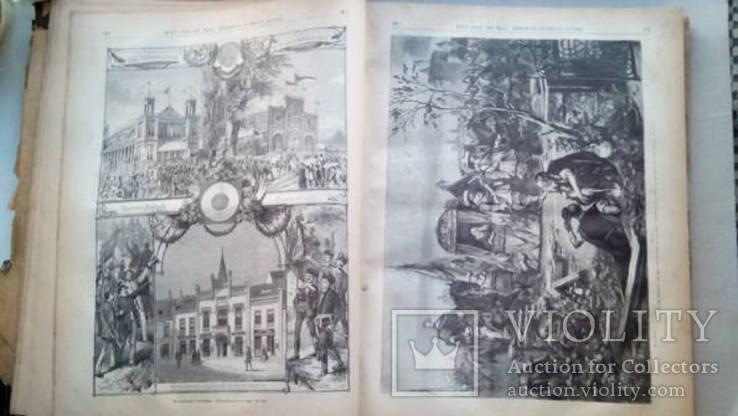 Uber Land und Meer 1869 -1870 ( Над землей и морем ), фото №11