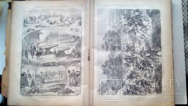 Uber Land und Meer 1869 -1870 ( Над землей и морем ), фото №12
