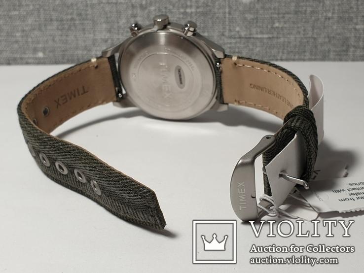 Мужские часы Timex MK1 Chrono Tx2r68600 новые код 2, фото №11