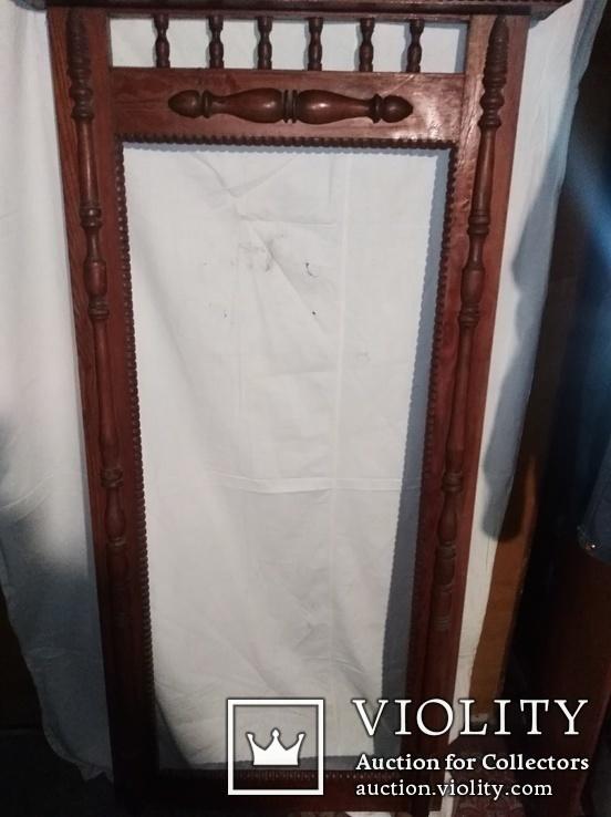 Старая рама от  зеркала., фото №3