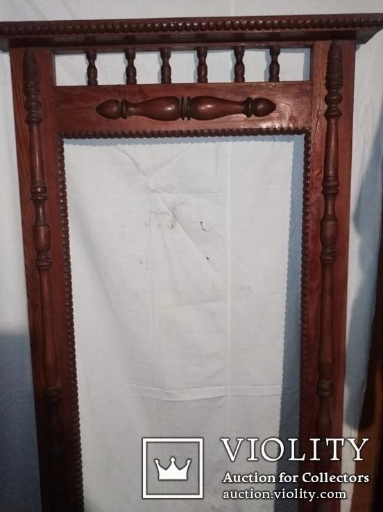 Старая рама от  зеркала., фото №7