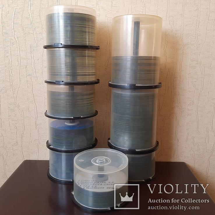 Коллекция дисков с фильмами, мультфильмами, фото №5