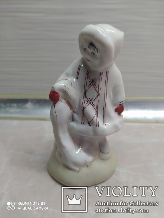 Статуэтка Чукча, фото №2