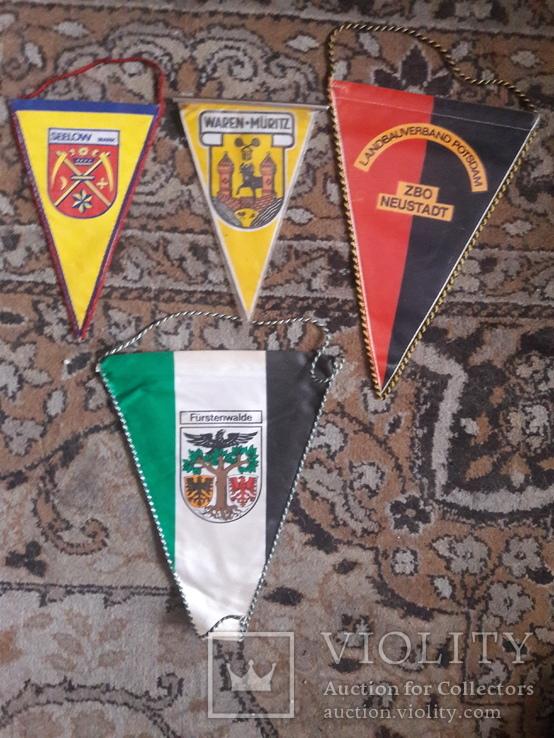 Вымпела Городов ГДР, фото №3