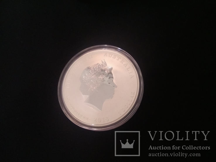 Медаль серебро 999, фото №4