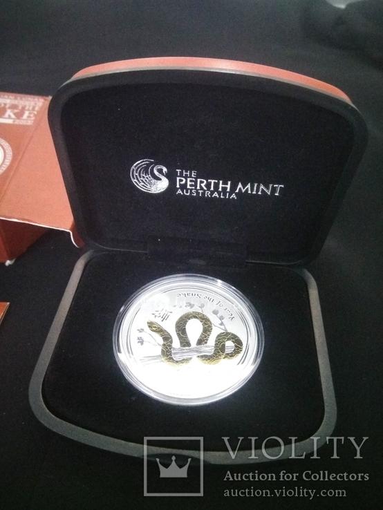 Медаль серебро 999, фото №5